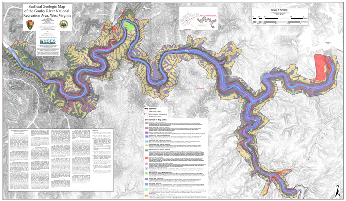 WVGES::National Park Service (NPS) Mapping