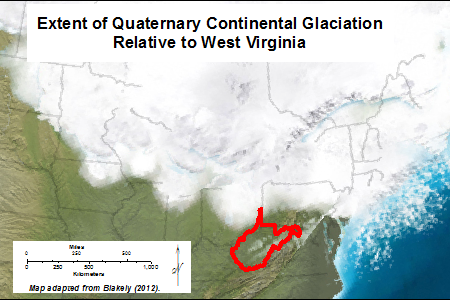 Quaternary Glaciation in the NE U.S.
