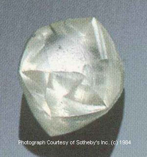 Punch Jones Diamond, photograph courtesy of Sotheby's Inc (C)1984